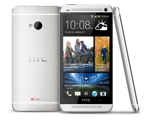 Màn hình HTC one chính hãng