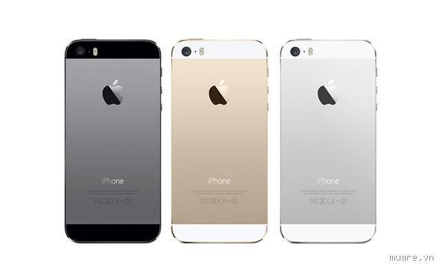 Vỏ Iphone 5s