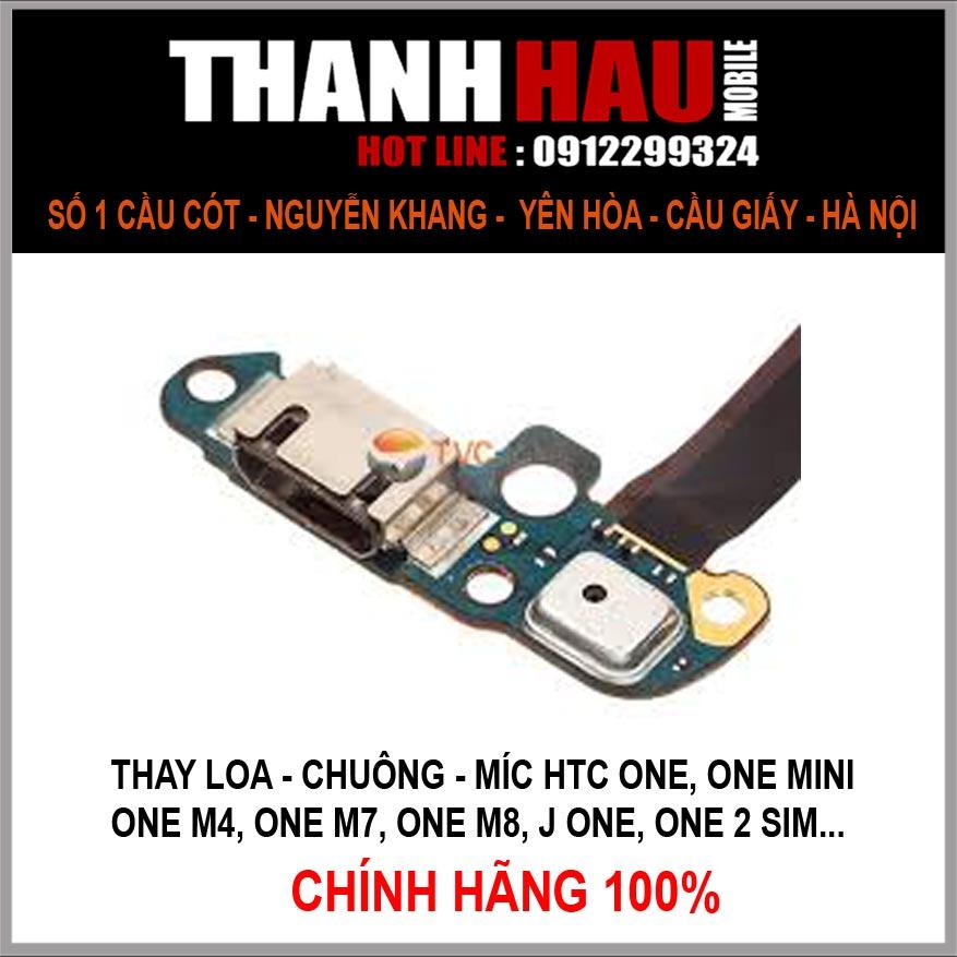 Thay míc HTC one M7 lấy ngay Hà Nội