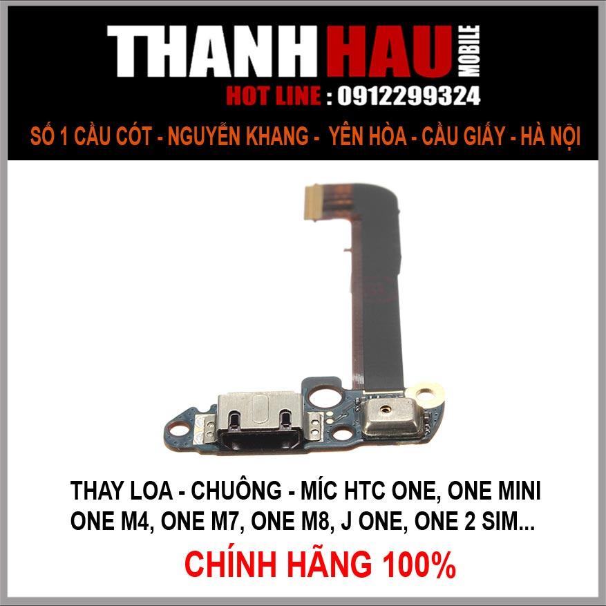 Thay míc HTC J ONE giá rẻ nhất tại Cầu Giấy - Hà Nội {thanhhaumobile.com}
