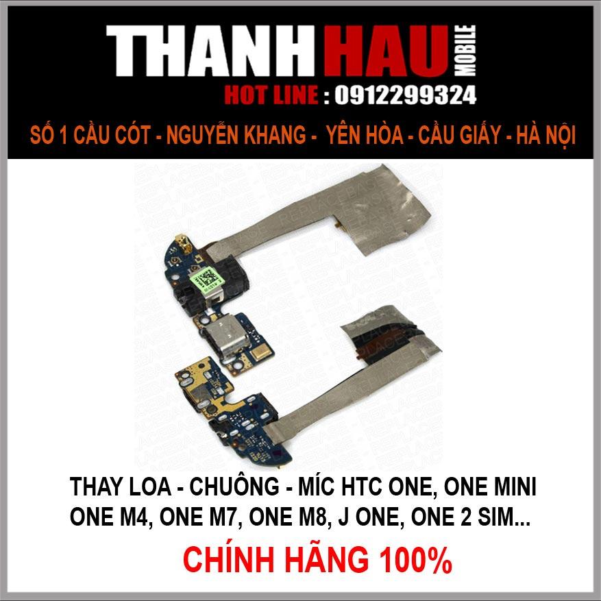 Thay mic HTC ONE M8 lấy ngay Hà Nội