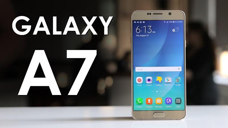 Thay mặt kính Samsung A7| mat kinh samsung A7 chinh hang tai Ha Noi