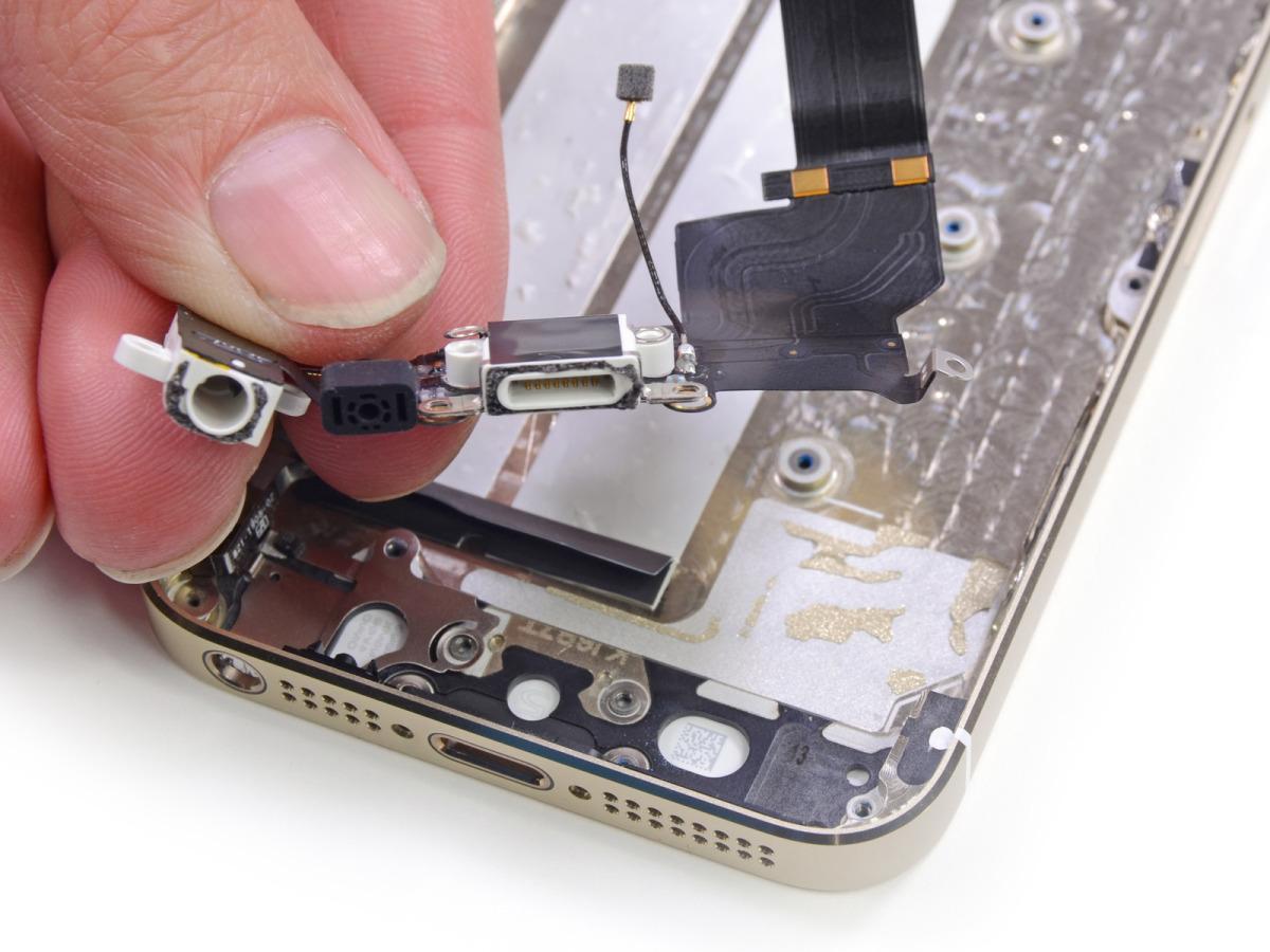 Thay - sửa micro đàm thoại iphone 6 - 6 plus tại Câu Giấy - Hà Nội