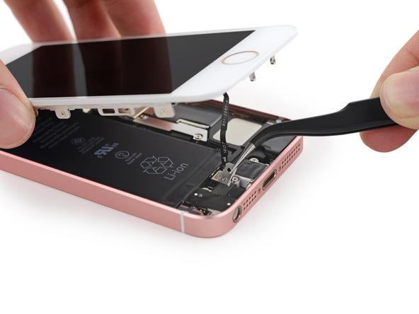 Sửa iphone 5SE lỗi loa trong | Sửa iphone 5SE hỏng loa ngoài
