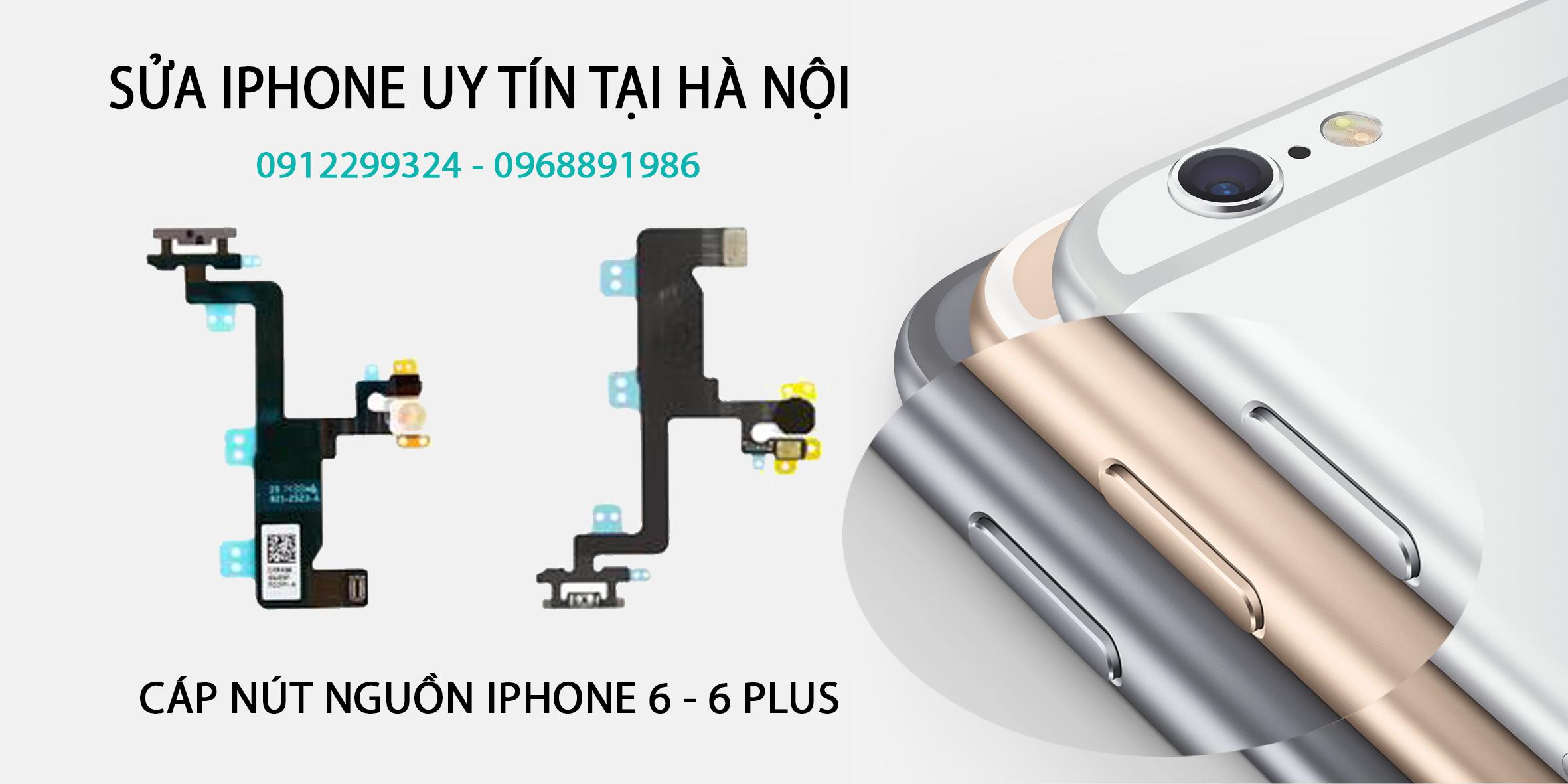 Sửa iphone 6 liệt nút nguồn giá bao nhiêu tiền? ở đâu uy tín?
