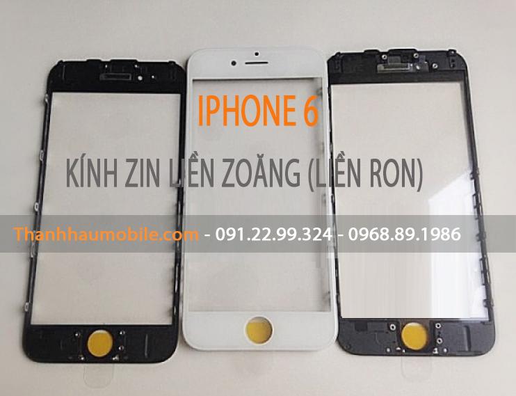 THAY MẶT KÍNH IPHONE 6 GIÁ BAO NHIÊU | ép kính iphone 6 giá bao nhiêu