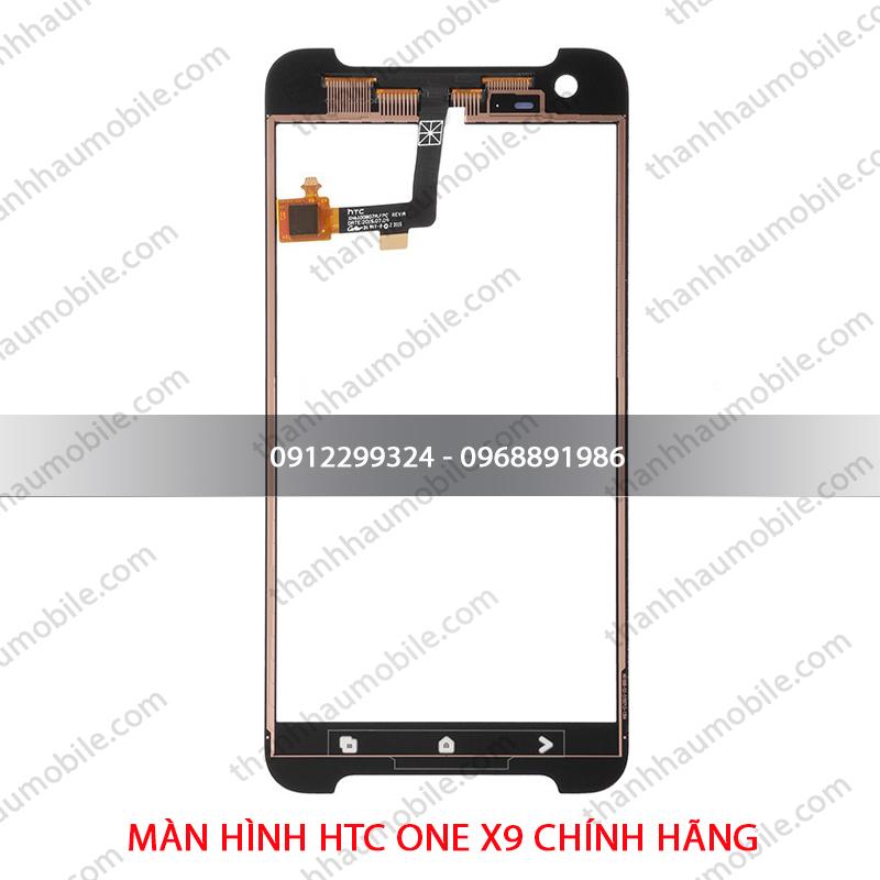 Thay mặt kính cảm ứng Htc One X9 chính hãng giá rẻ lấy ngay tại HN