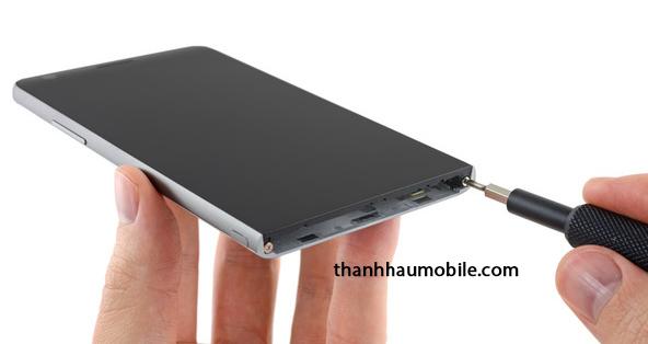 Thay màn hình LG G5 chính hãng. Thay màn hình LG G5 ở đâu tốt?