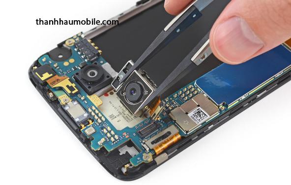 Sửa LG G5 rơi nước mất nguồn, hỏng nguồn, bật chỉ rung không lên nguồn