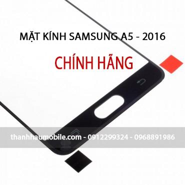 Ép kính điện thoại Samsung A5 - 2016 giá rẻ | Ép kính samsung giá rẻ
