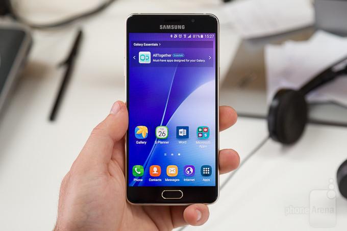 Thay mặt kính Samsung A5 2016 chính hãng | Địa chỉ uy tín Hà Nội