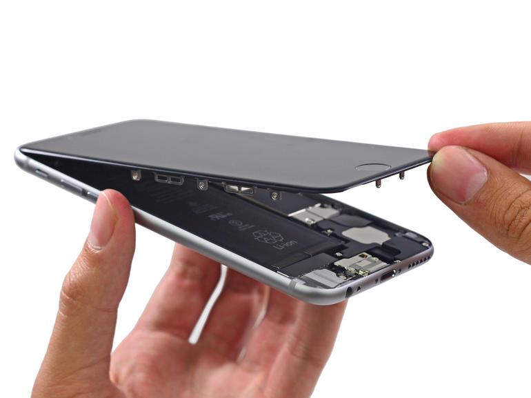 Sửa iphone 5,5s,6,6 plus, 6s, 6s plus lỗi main, hỏng main uy tín ở Hà Nội