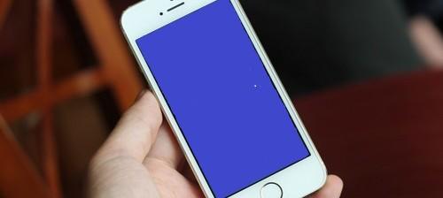 Lỗi màn hình xanh | cách sửa lỗi màn hình xanh iphone 5 5s 6 6 plus 6s