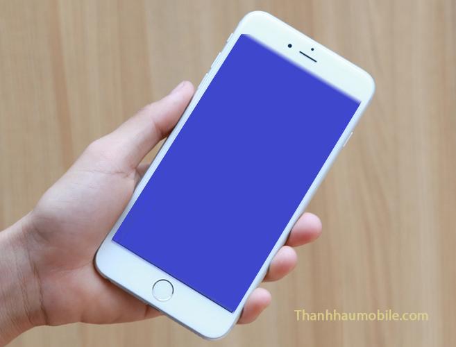 LỖI MÀN HÌNH XANH IPHONE 6 | Cách sửa lỗi màn hình xanh iphone 6