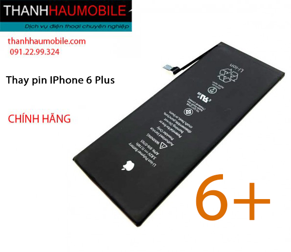 Pin iphone 6 plus | pin iphone 6 plus giá rẻ | pin iphone 6 plus cực rẻ