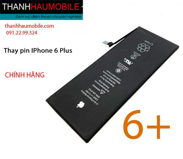 PIN IPHONE 6 PLUS CHÍNH HÃNG giá bao nhiêu? Số 1 Cầu Cót