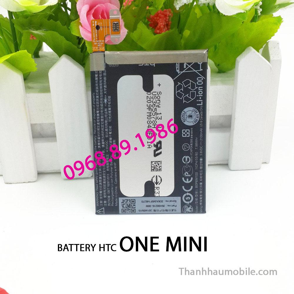 Thay pin Htc One Mini chính hãng giá rẻ ở tại Hà Nội | Thanhhaumobile
