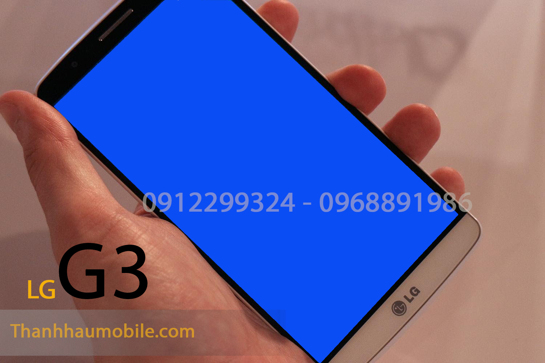 Sửa Lg G3 bị xanh màn hình | Chuyên Sửa Lg G3 lỗi ổ cứng ở Hà Nội