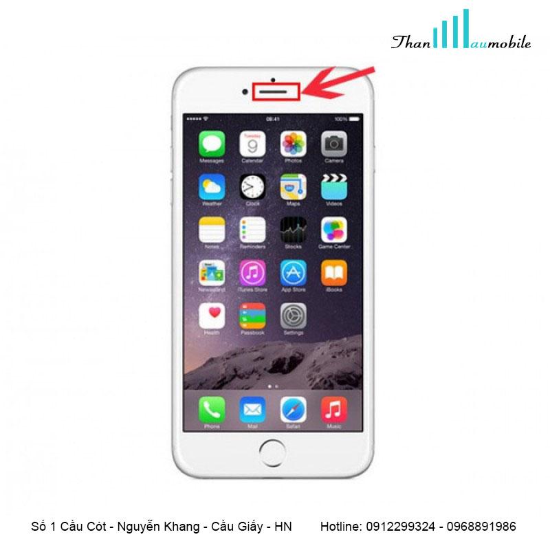 IPHONE 6 MẤT LOA TRONG | IPHONE 6 HỎNG LOA TRONG - Thanhhaumobile