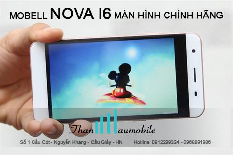 Thay mặt kính MOBELL NOVA I6 giá rẻ uy tín tại Cầu Giấy - Hà Nội