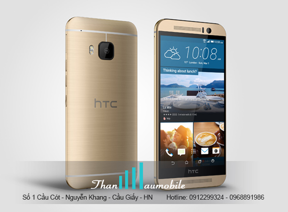 Update firmware, nâng cấp hboot, cài recovery TWRP cho HTC One M9