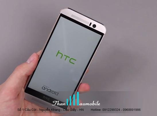 Fix lỗi treo logo HTC One M9 treo bootloader, treo recovery HTC One M9