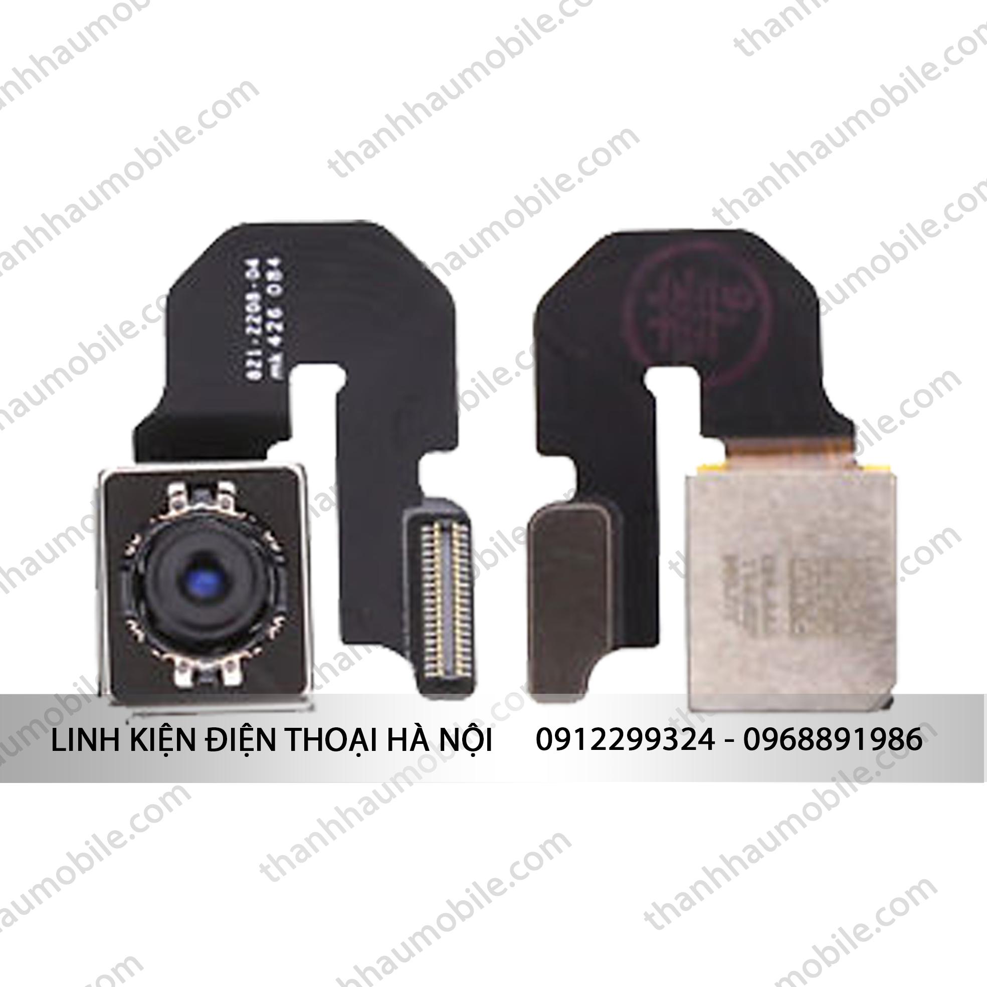 Thay camera iphone 6 giá bao nhiêu? địa chỉ thay camera ip6 uy tín?