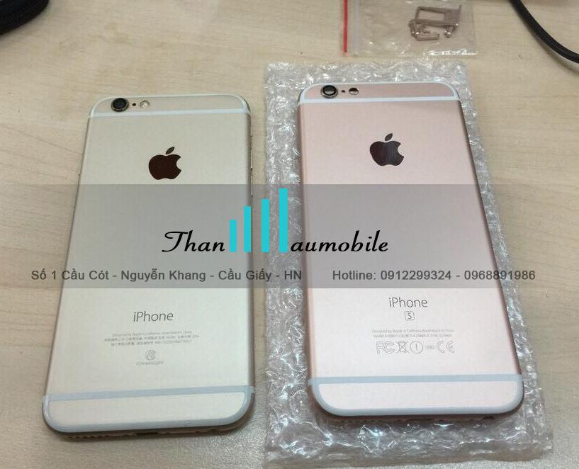 Bán vỏ iphone 5,5s,5c,6,6s,6plus,6s plus giá rẻ ở Cầu Giấy, Hà Nội