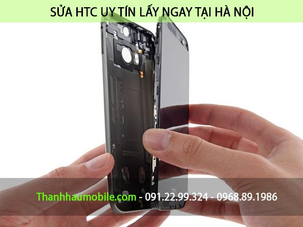 Tìm nơi chuyên sửa điện thoại Htc lỗi wifi : Htc One M7,M8,M9,M10..