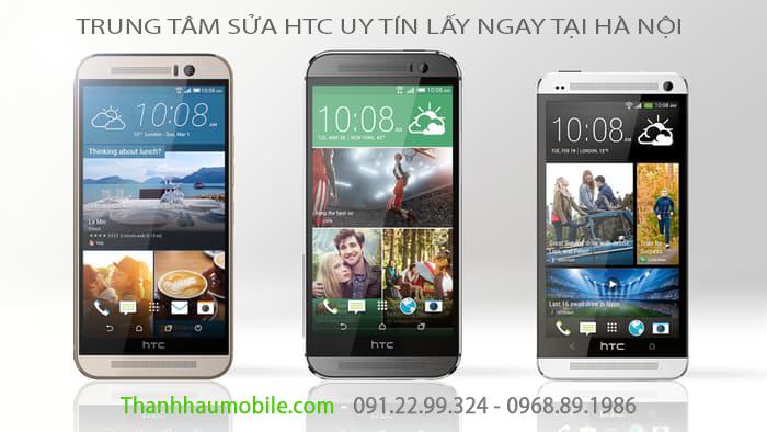 SỬA HTC ONE M9,M8,M7,M9 PLUS, ONE MAX,MINI BỊ LỖI WIFI