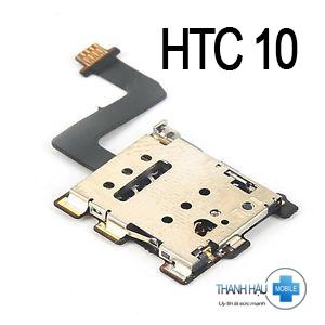 Thay khay sim/ ổ sim Htc 10, One A9, E9, E9 plus, E8 dual sim