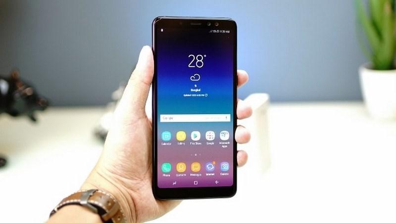 Thay màn hình samsung A6 - A6 Plus 2018 chính hãng uy tín ở Hà Nội