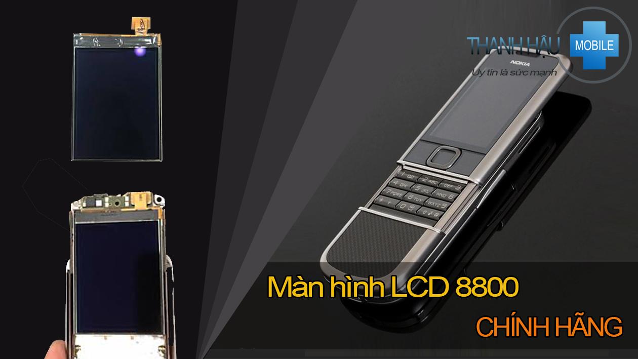 Thay màn hình điện thoại Nokia 8800 giá rẻ tại Hà Nội